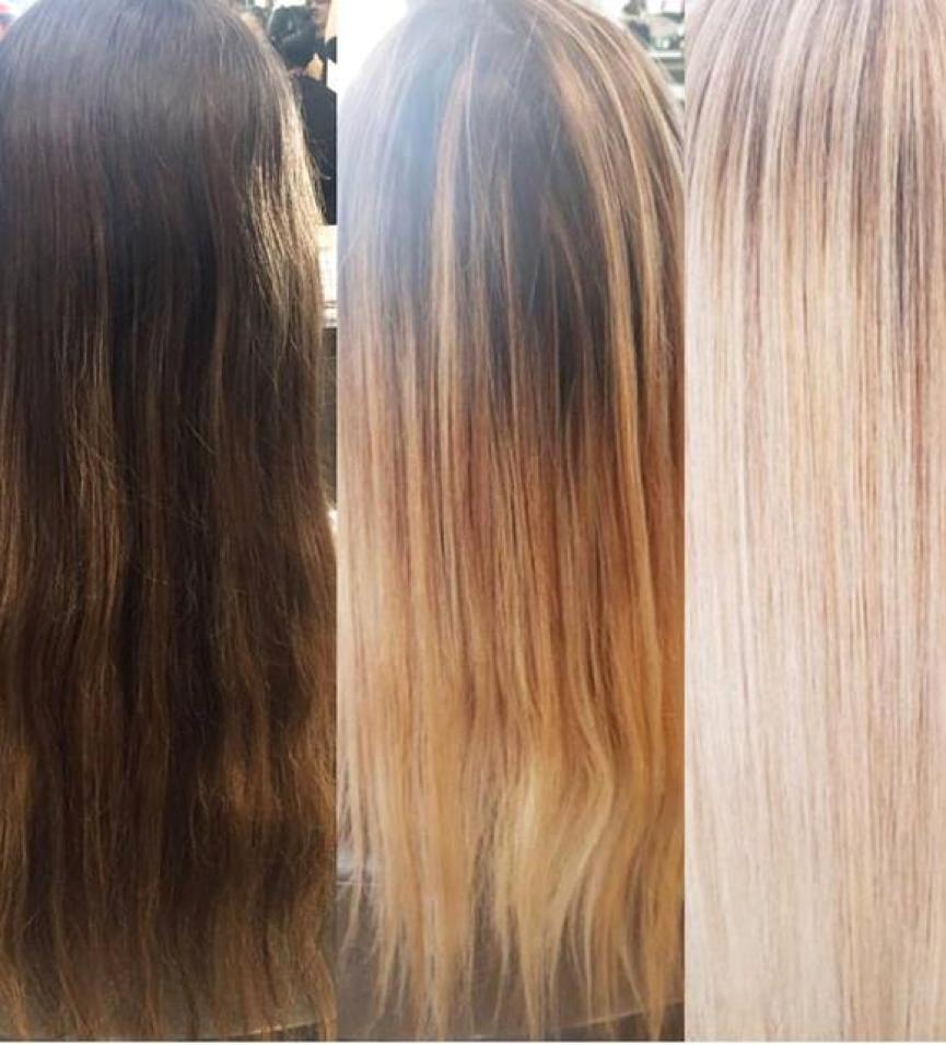 Hair By Phd Colour Makeovers Hair By Phd