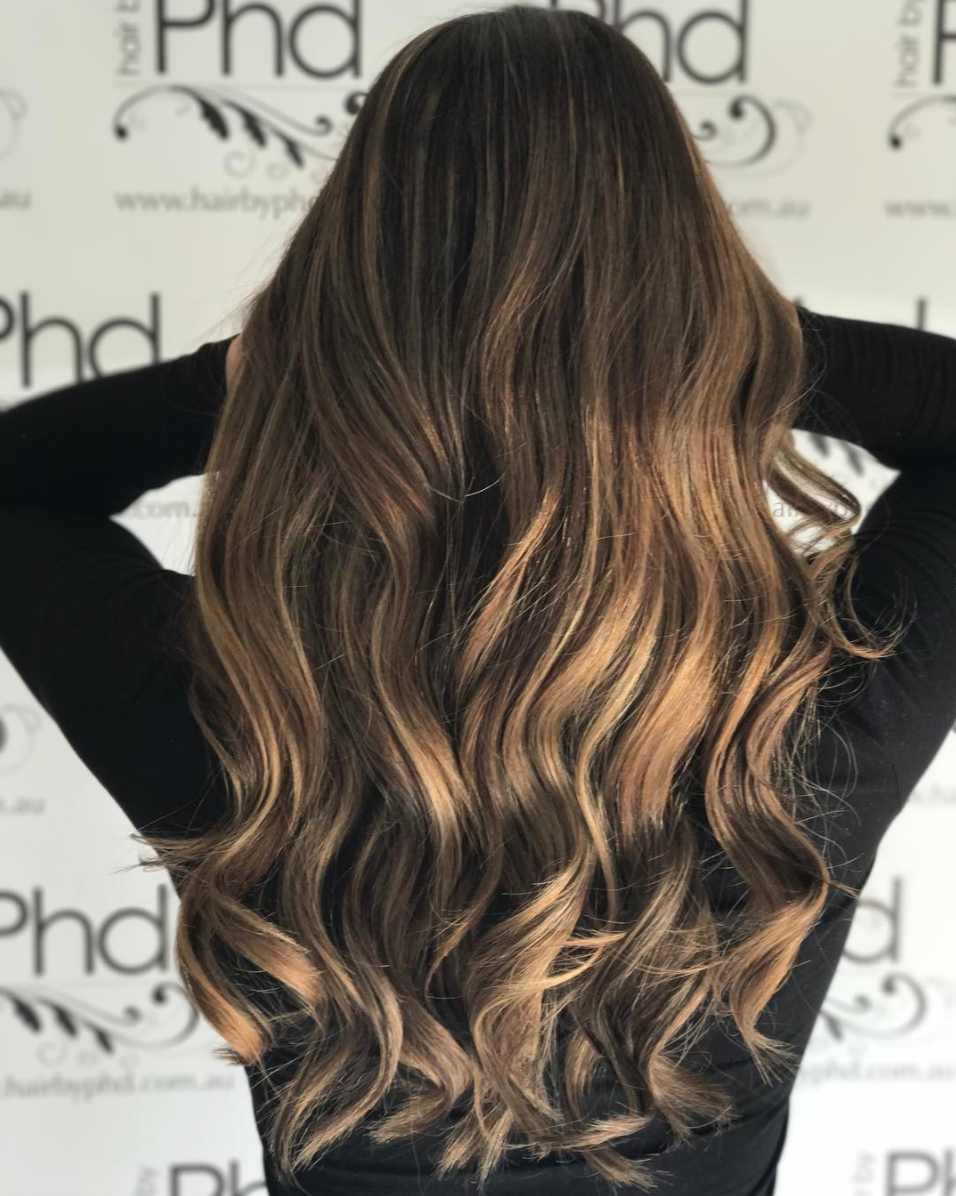 A Conversation About Balayage Hair By Phd